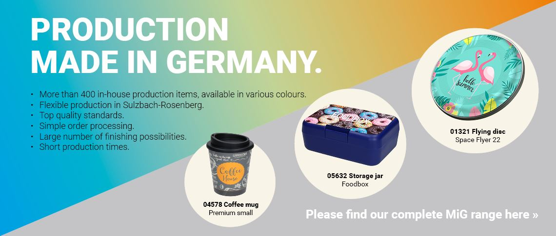 Promotional Items Made in Germany