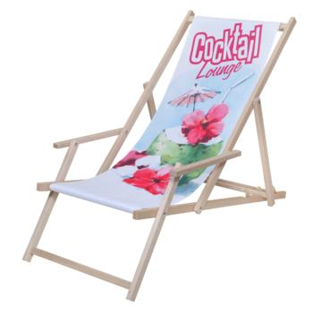 "Beach chair ""Chillout Deluxe"""